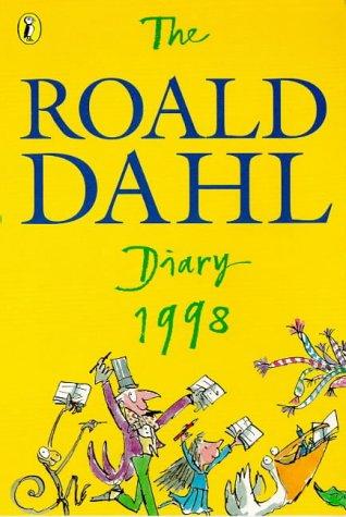 9780140386776: The Roald Dahl Diary 1998