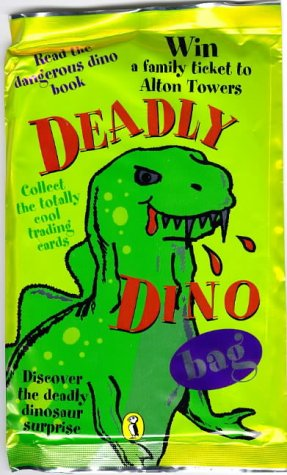 9780140387179: Fanny Witch and the Thunder Lizard: Deadly Dino Bag (Puffin Brilliant Book Bags)
