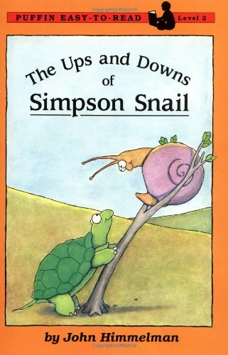 9780140387261: The Ups and Downs of Simpson Snail: Level 2 (Puffin Easy-to-Read)