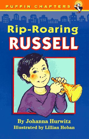 9780140387292: Rip-Roaring Russell (Puffin Chapters)