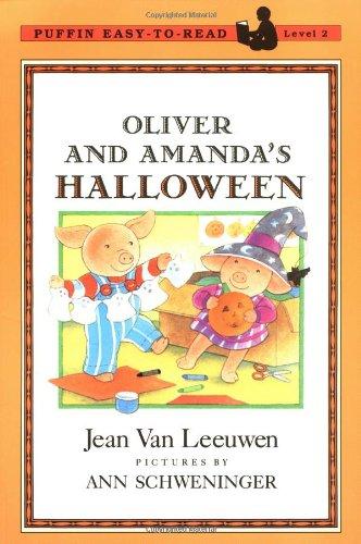 9780140387322: Oliver and Amanda's Halloween: Level 2