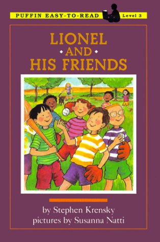 Lionel and His Friends (Easy-to-Read, Puffin): Krensky, Stephen