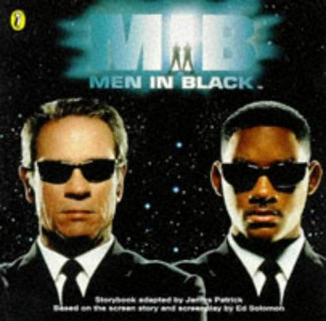 Men in Black: Film Storybook (Men in Black) (0140387641) by J.J. Gardner