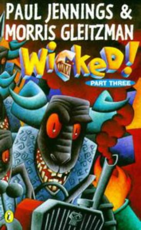 9780140387773: Wicked! 3: Croaked: Part 3 - Croaked