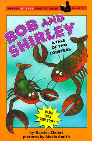 9780140387926: Bob and Shirley: A Tale of Two Lobsters (Puffin science easy-to-read)