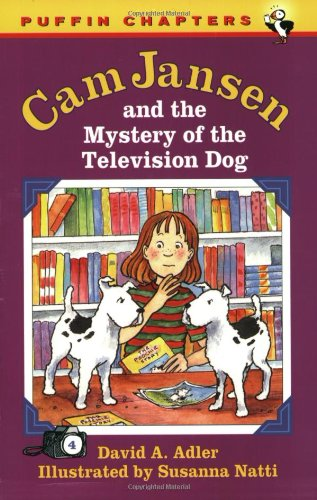 9780140388008: CAM Jansen and the Mystery of the Television Dog (Cam Jansen Adventure Series)