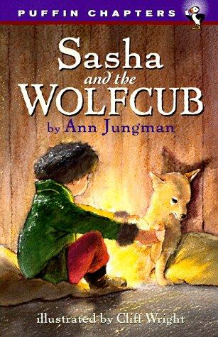 9780140388336: Sasha and the Wolfcub