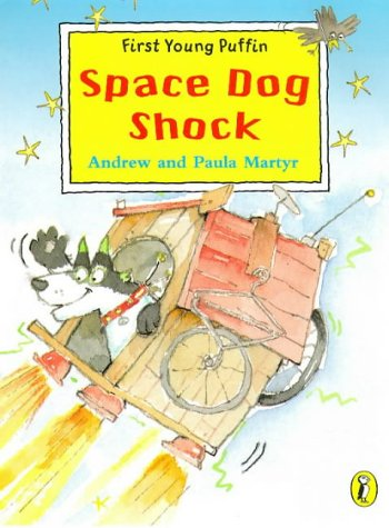 9780140388398: Space Dog Shock (First Young Puffin)