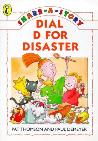 9780140388770: Dial D for Disaster (Young Puffin Share-a-story)