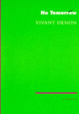 No Tomorrow (Syrens) (0140389229) by Denon, Vivant