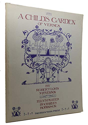 9780140389449: A Child's Garden of Verses (Puffin poetry)