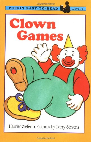 9780140389623: Clown Games (Puffin Easy-to-Read)