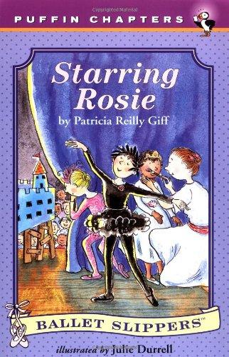 9780140389678: Starring Rosie (Ballet Slippers)