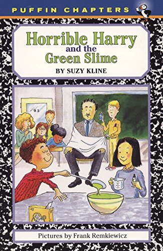 9780140389708: Horrible Harry and the Green Slime