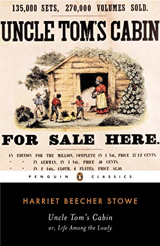 9780140390032: Uncle Tom's Cabin (The Penguin American Library)