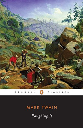 9780140390100: Roughing It (Penguin American Library)