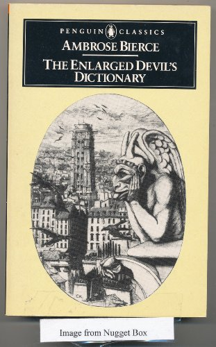 9780140390230: The Enlarged Devils Dictionary (American Library)