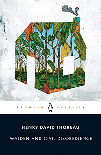 Walden and Civil Disobedience (Penguin American Library): Henry David Thoreau