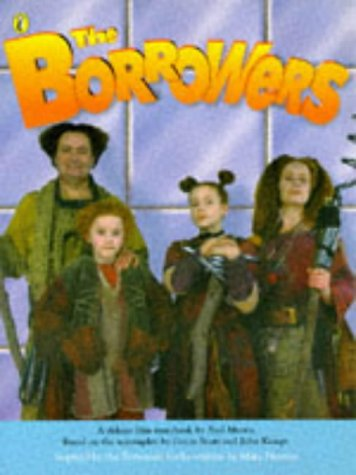 9780140390476: The Borrowers: Film Storybook