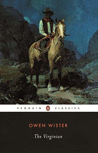 9780140390650: The Virginian: A Horseman of the Plains