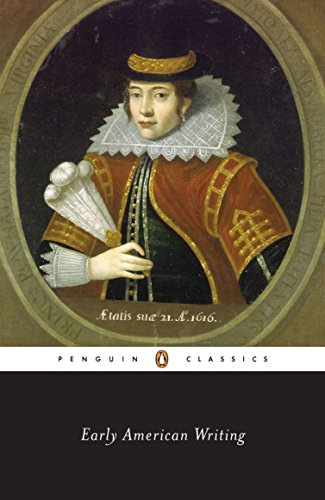 9780140390872: Early American Writing (Penguin Classics)