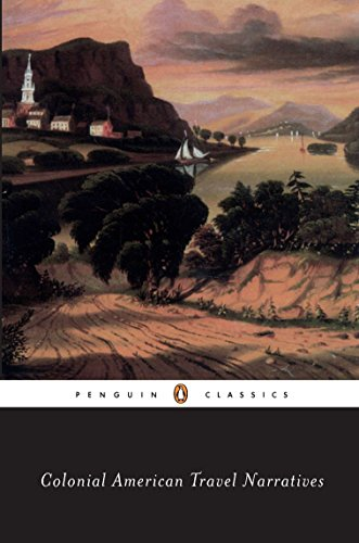 9780140390889: Colonial American Travel Narratives (Penguin Books for History: U.S.)
