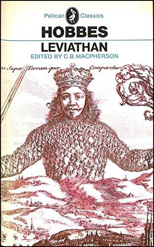 9780140400021: Leviathan (The Pelican classics)