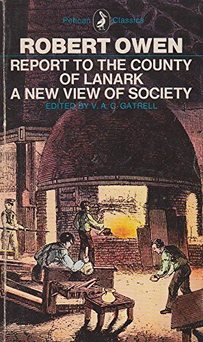 9780140400083: Report to the County of Lanark: A New View of Society