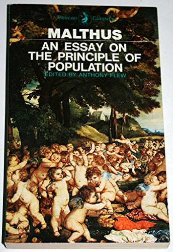 9780140400182: An Essay on the Principle of Population (Classics)