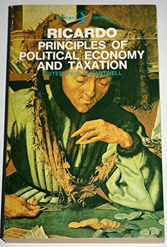 9780140400199: Principles of Political Economy and Taxation (Classics)