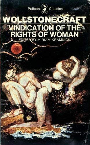 9780140400298: A Vindication of the Rights of Woman (Penguin Classics)