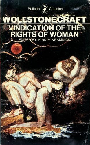 9780140400298: Vindication of the Rights of Woman (Penguin Classics)