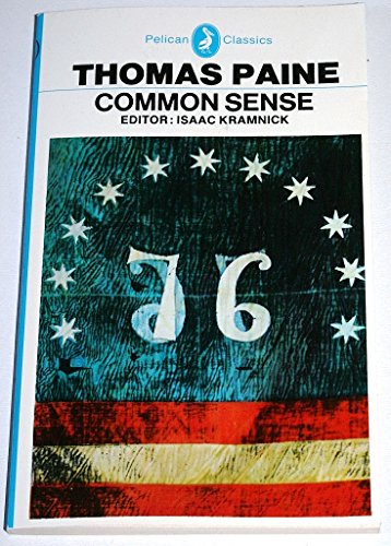 9780140400328: Common Sense (Classics)