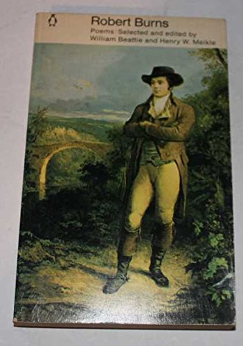 9780140420036: Burns, The Selected poems of Robert (The Penguin poets)