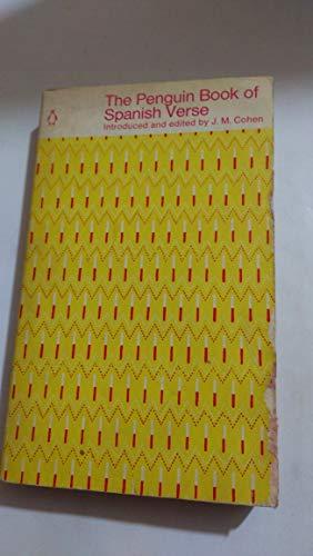 9780140420302: Penguin Book of Spanish Verse (Poets)