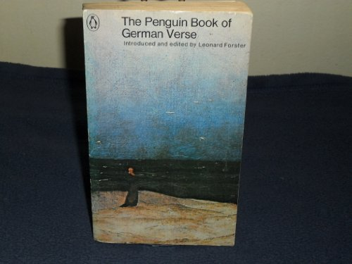 9780140420364: The Penguin Book of German Verse