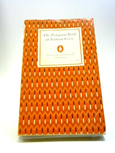Penguin Book of Italian Verse: George R. Kay