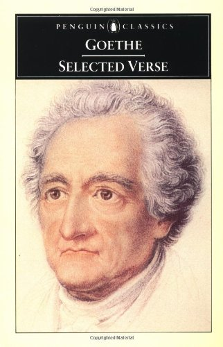 9780140420746: Goethe: Selected Verse
