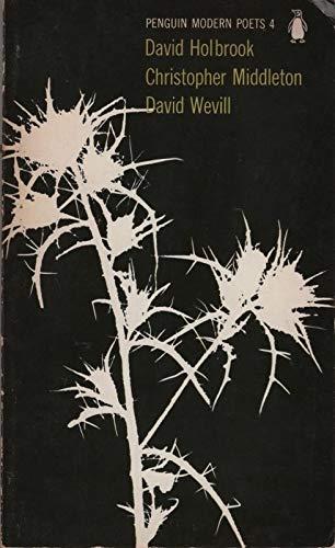 9780140420760: Penguin Modern Poets: Holbrook, Middleton, Werill Bk. 4