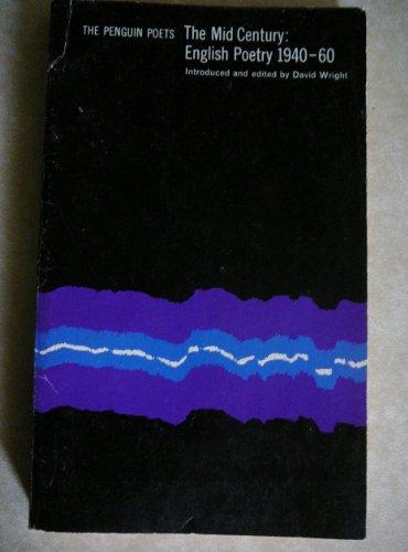 9780140420814: Mid-century English Poetry, 1940-60 (Poets)