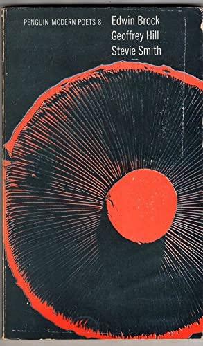 9780140420920: Penguin Modern Poets 8: Edwin Brock, Geoffrey Hill, Stevie Smith