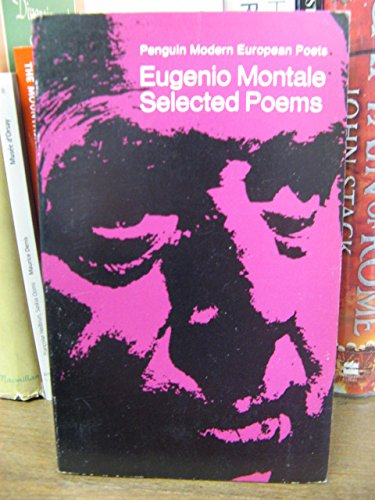9780140420999: Eugenio Montale Selected Poems. [Penguin Modern European Poets].