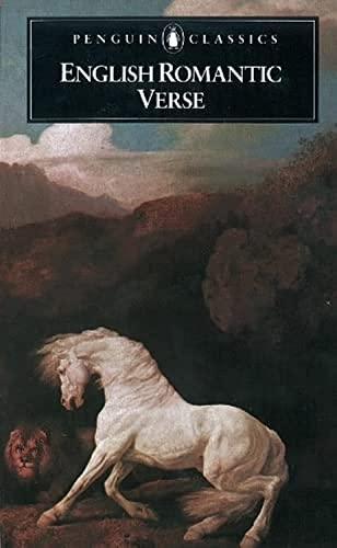 9780140421026: English Romantic Verse (Poets)