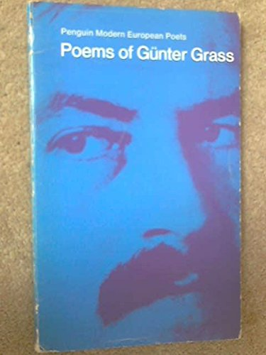Selected Poems (Modern Poets): Grass, Gunter