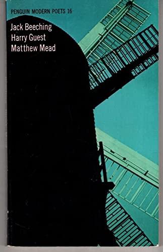 9780140421248: Penguin Modern Poets 16 BEECHING, GUEST,MEAD