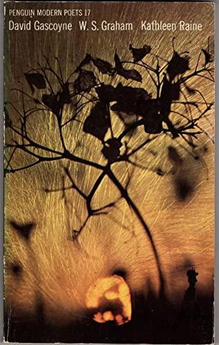 9780140421262: Penguin Modern Poets 17: Gascoyne Graham Raine