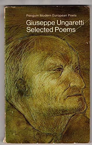 9780140421392: Ungaretti, The Selected Poems of Giuseppi (Penguin modern European poets)