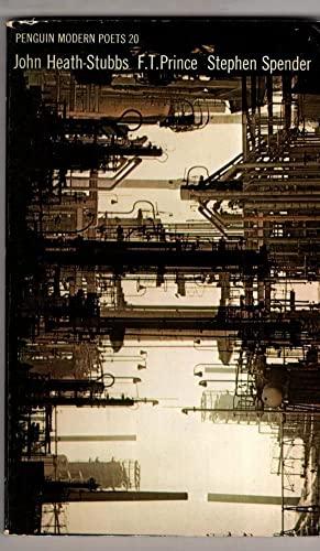 9780140421408: Penguin Modern Poets: J.Heath-Stubbs, F.T.Prince, S.Spender Bk. 20