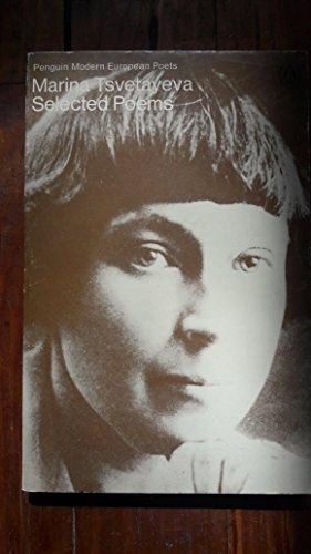 9780140421668: Marina Tsvetayeva: Selected Poems