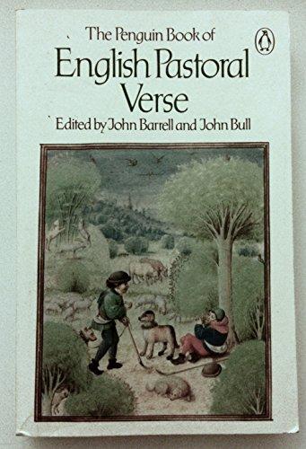 9780140421781: English Pastoral Verse